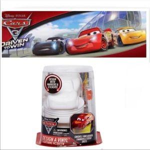 Disney Cars 3 Design A Vinyl Craft Kit
